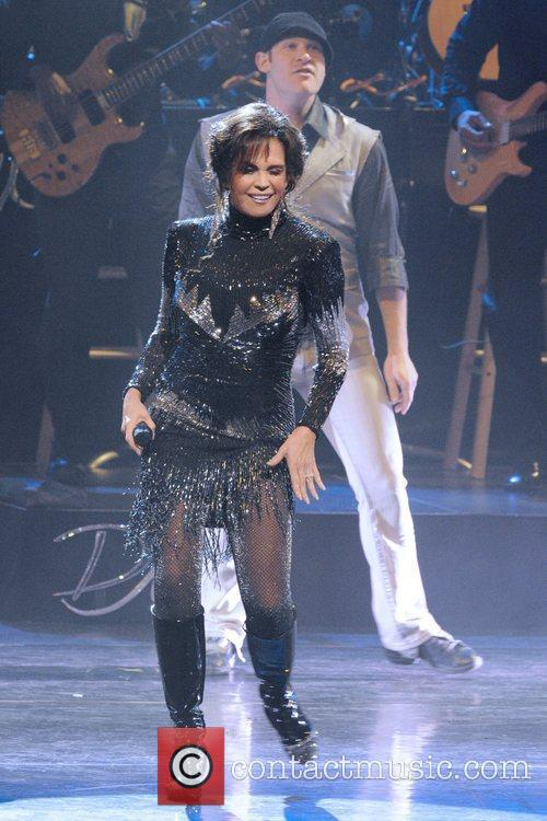 Marie Osmond  'Donny & Marie Live' at...