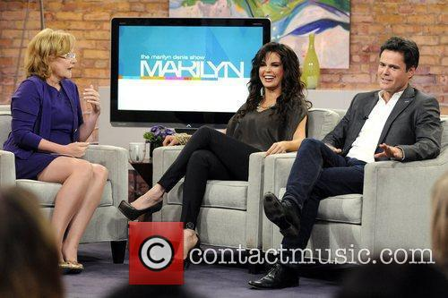 Marie Osmond and Donny Osmond 7