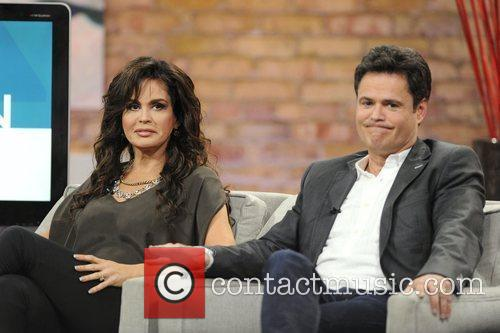 Marie Osmond and Donny Osmond 3