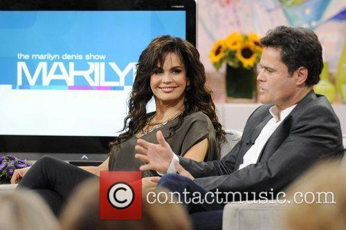Marie Osmond and Donny Osmond 5