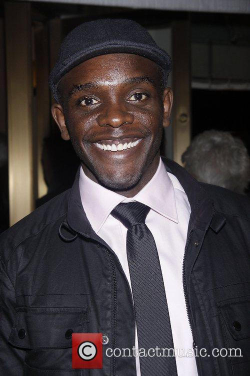 Chris Chalk  Opening night of the Lincoln...