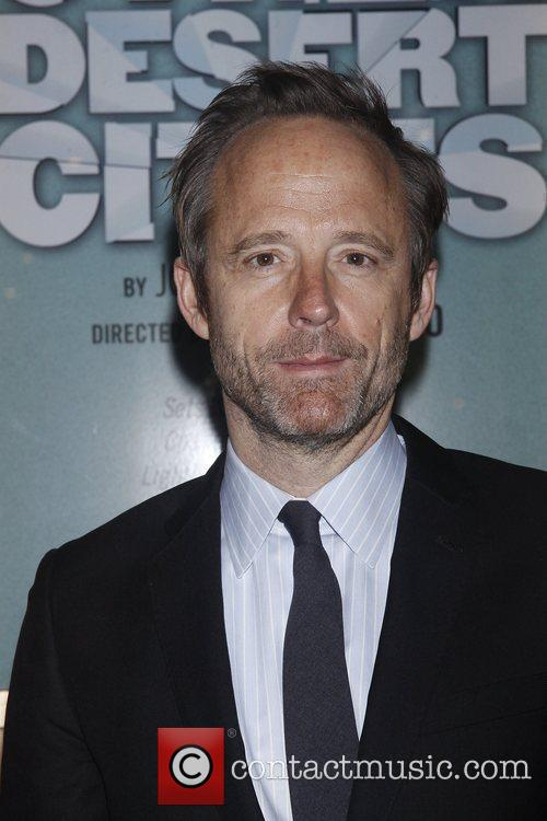 John Benjamin Hickey, Ken Olin and The Booth Theatre 2