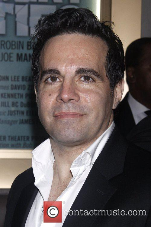 Mario Cantone and The Booth Theatre 4