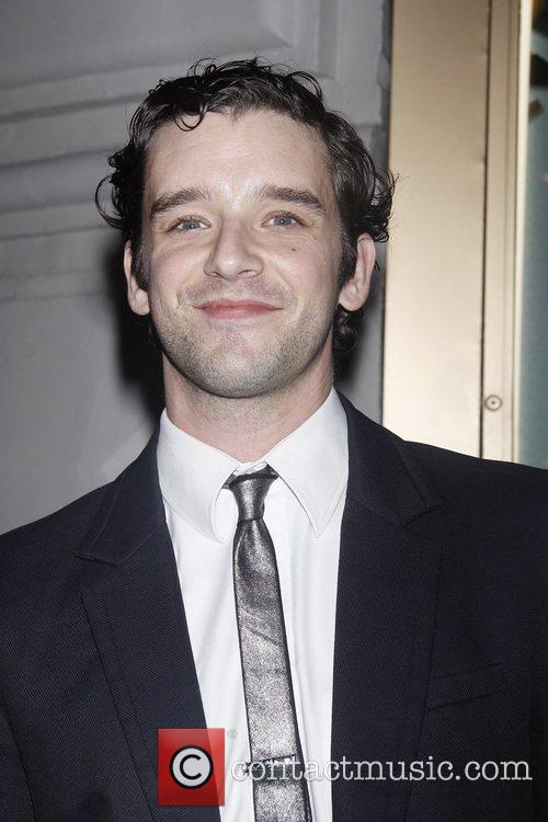 Michael Urie Opening night of the Lincoln Center...