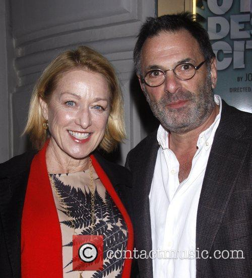 Patricia Wettig, Ken Olin and The Booth Theatre