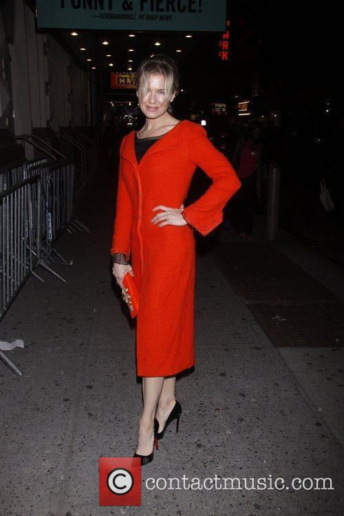 Renee Zellweger  Opening night of the Lincoln...