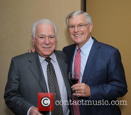 Stan Hockman and Dick Vermeil Otho Davis Scholarship...
