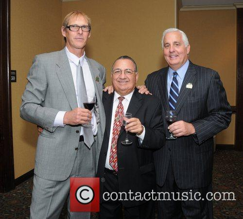 Terry Hoage, Jim Solano and Rich Haverstick Otho...