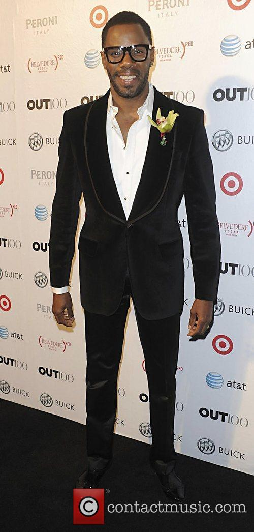 Colman Domingo attending the 2011 OUT 100 at...