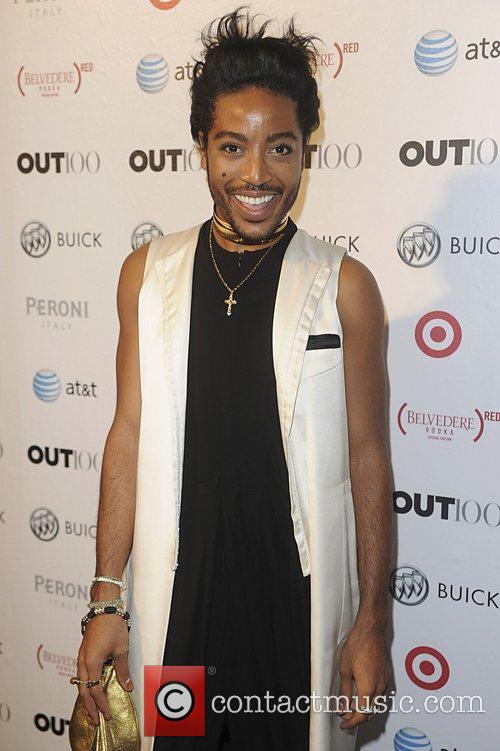 effrey Williams attending the 2011 OUT 100 at...