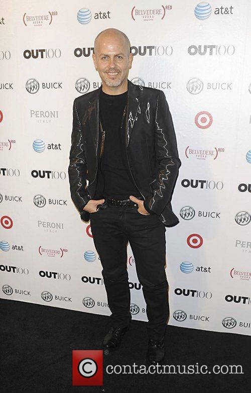 Italo Zucchelli attending the 2011 OUT 100 at...
