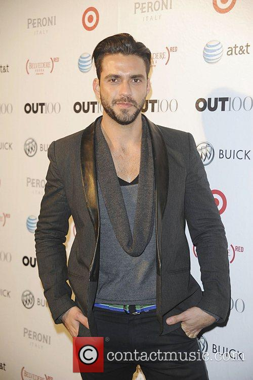 Lorenzo Martone attending the 2011 OUT 100 at...
