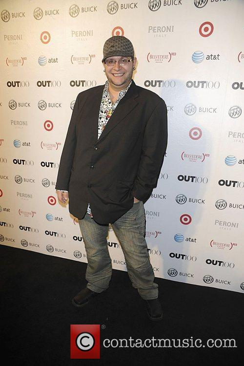 Michael Proietti attending the 2011 OUT 100 at...