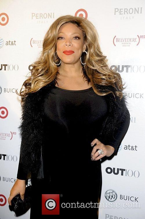 Wendy Williams attending the 2011 OUT 100 at...