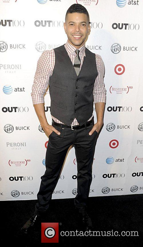 Wilson Cruz attending the 2011 OUT 100 at...
