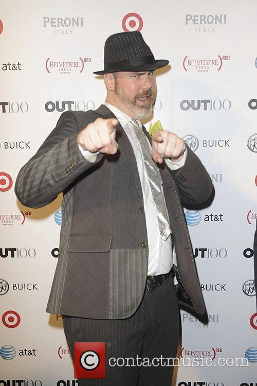 Zan Christensen attending the 2011 OUT 100 at...