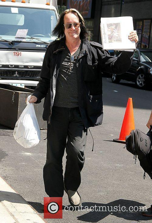 Todd Rundgren 'The Late Show with David Letterman'...
