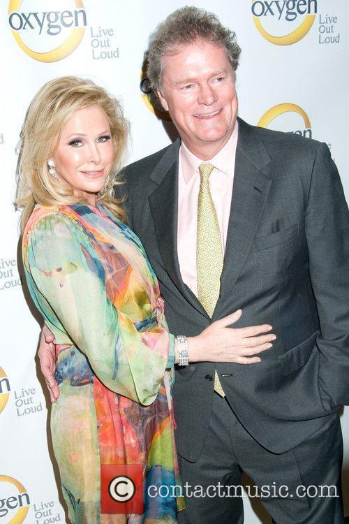 Kathy and Rich Hilton Oxygen Upfront presentation at...