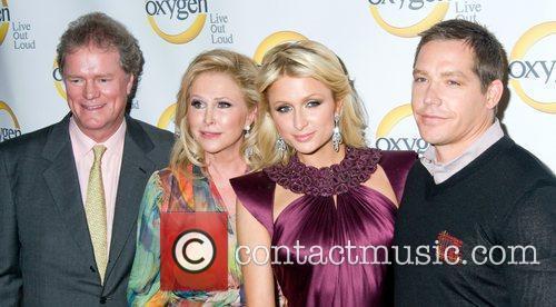 Rich Hilton, Kathy Hilton and Paris Hilton Oxygen...