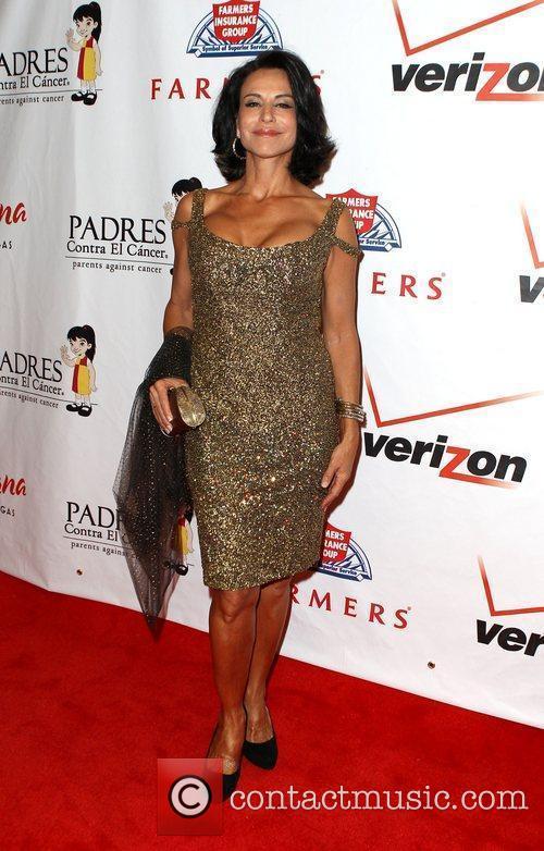 Alejandra Guzman Padres Contra El Cancer Annual Gala...