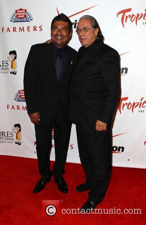 George Lopez and Edward James Olmos 11