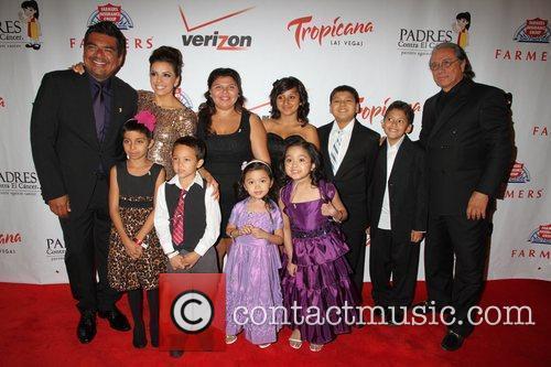 Eva Longoria hosts Padres Contra El Cancer Annual...