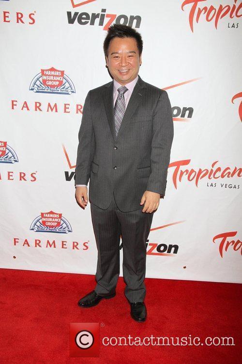 Rex Lee Eva Longoria hosts Padres Contra El...