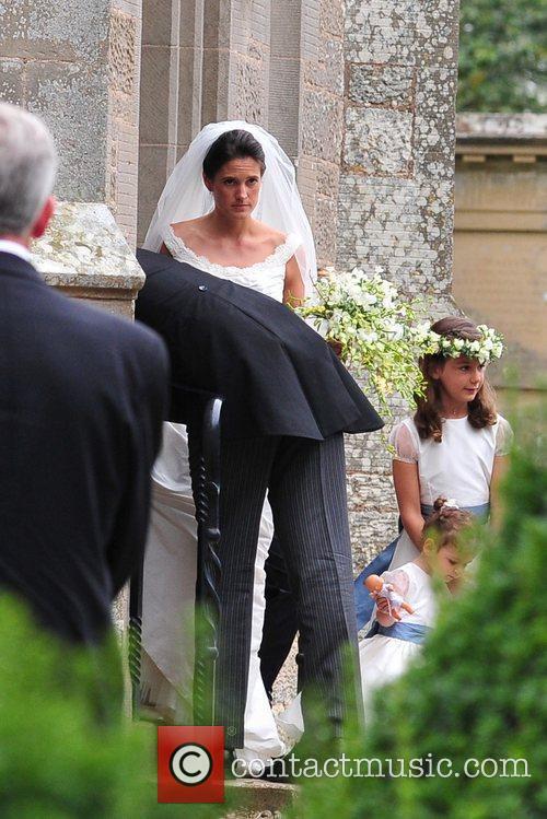 Edwina Palmer  The wedding of Andrew Charlton...