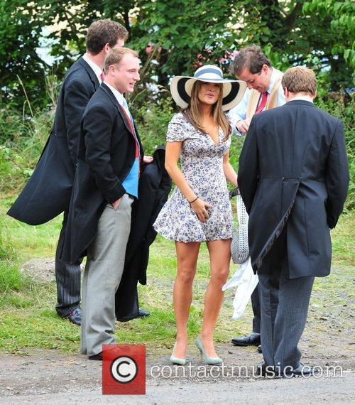 Guests  The wedding of Andrew Charlton and...