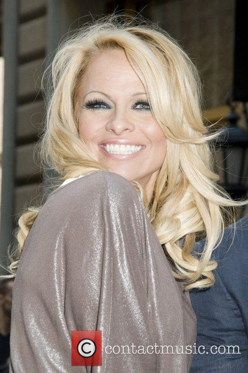 Pamela Anderson promotes a new bill to replace...