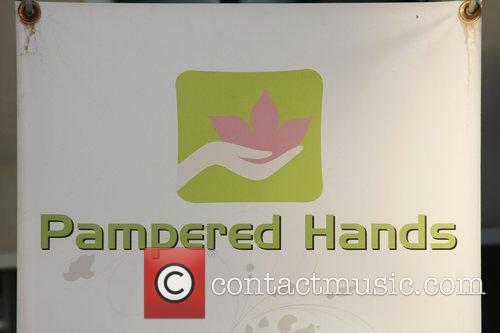Pampered Hands nail salon Los Angeles, California