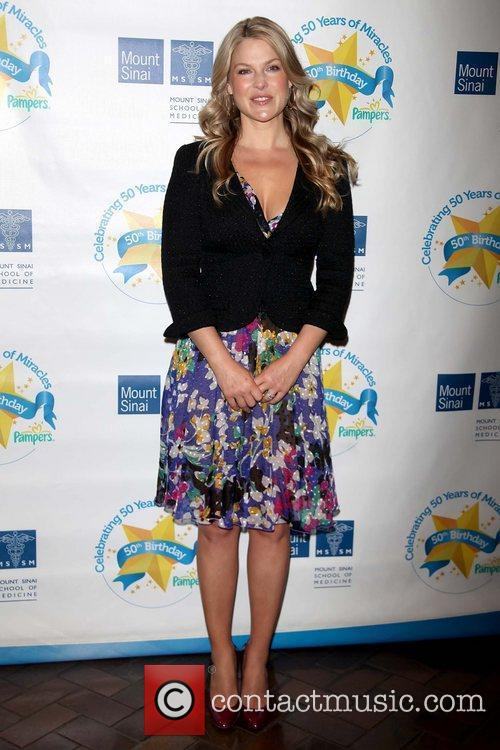 Ali Larter Pampers partners with celebrity parents to...