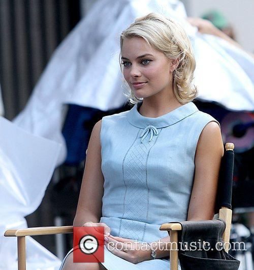 Margot Robbie ABC's new TV show 'Pan Am'...