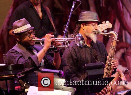 Etienne Charles and Arturo Tappin,  performing at...