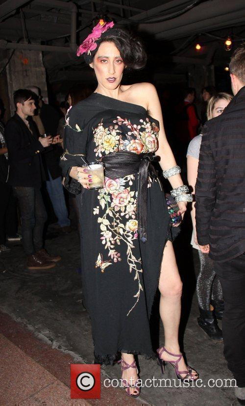 Lady Fag 2011 Paper Magazine Beautiful People Party...