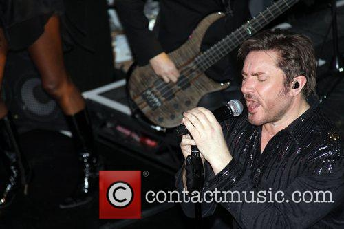 Simon Le Bon and Duran Duran 4