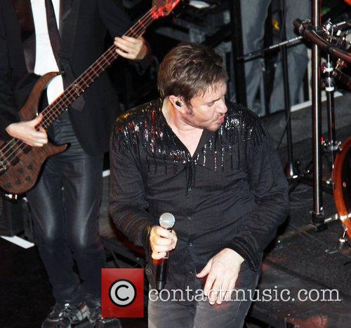 Simon Le Bon and Duran Duran 9