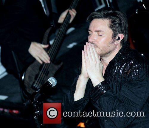 Simon Le Bon and Duran Duran 11