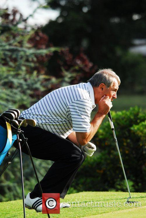 Peter Shilton OBE playing the Cromwell Course The...