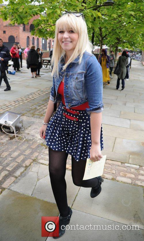 Bianca Claxton 'Parade' arrive at the Key 103...