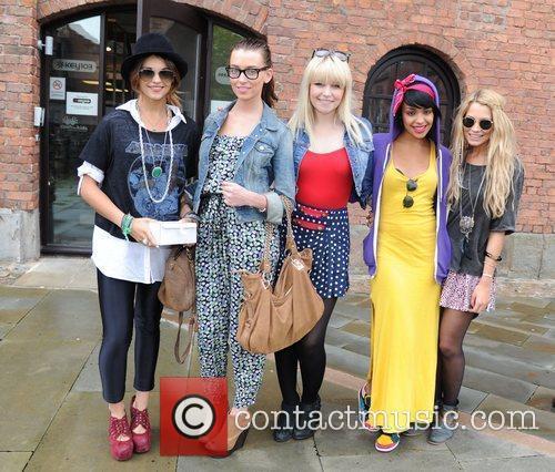 Lauren Deegan, Jessica Agombar, Bianca Claxton, Sian Charlesworth,...