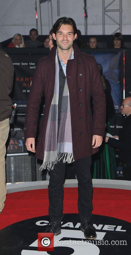 Bobbly Sabel,  at the UK premiere of...