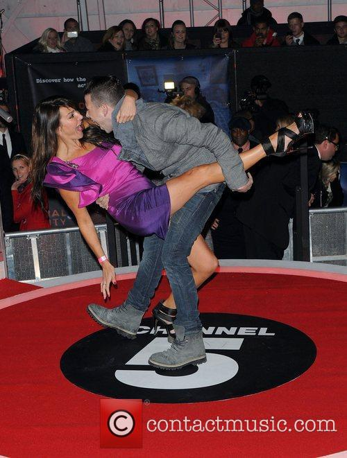 At the UK premiere of Paranormal Activity 3...