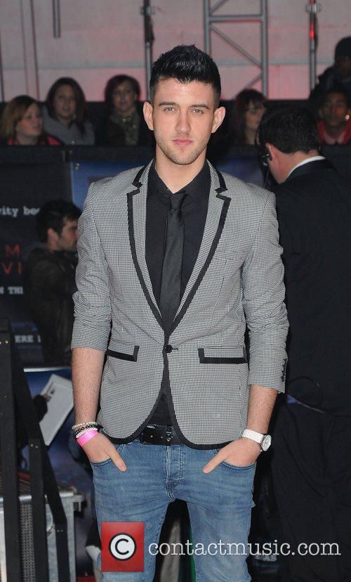 Mike Hough,  at the UK premiere of...