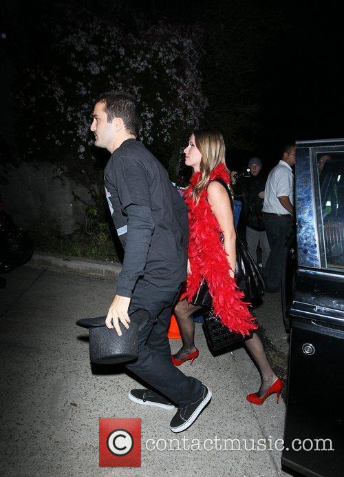 Arrive at a private residence in Hollywood for...