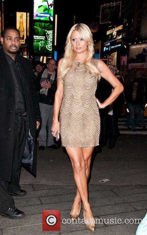 Paris Hilton and Mtv 10