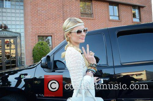 paris hilton fresh back from her trip 3614462