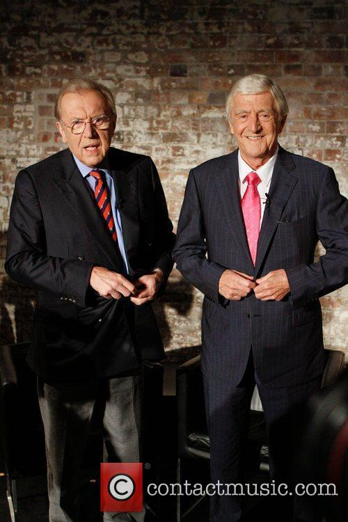 Michael Parkinson and David Frost 6
