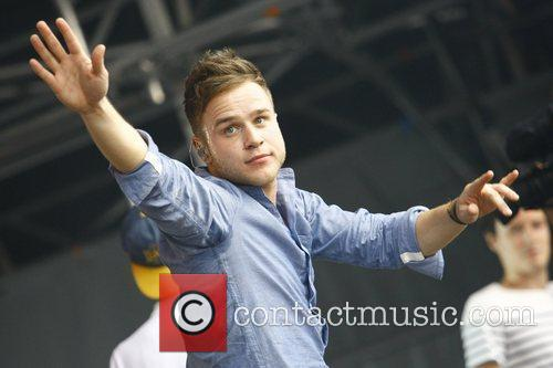 Olly Murs Party in the Park Leeds, England
