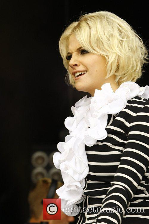 Pixie Lott Party in the Park Leeds, England